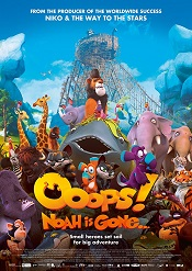 poster Ooops! Noah is Gone... (2015) cc
