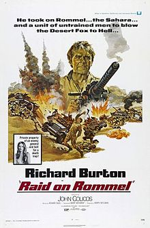 poster Raid on Rommel (1971)