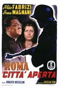 poster Roma citta aperta (1945)