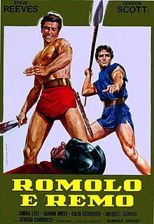poster Romolo e Remo - Duel of the Titans (1961)