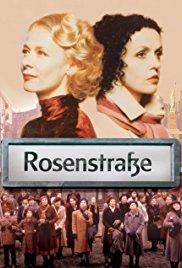poster Rosenstrasse (2003)