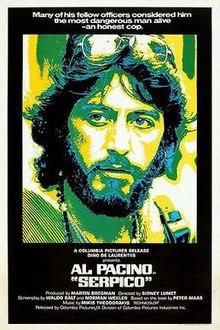 poster Serpico (1973)