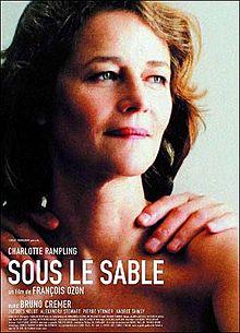 poster Sous le sable (2000)