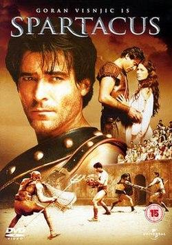 poster Spartacus (2004)