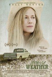 poster Strange Weather (2016)