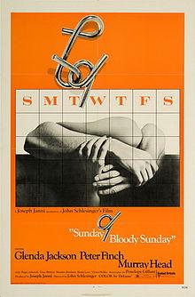 poster Sunday Bloody Sunday (1971)