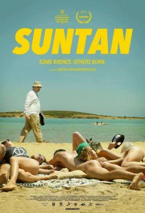 poster Suntan (2016)
