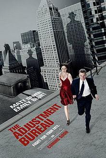 poster The Adjustment Bureau (2011)
