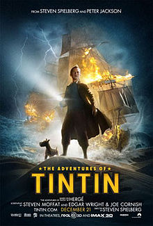 poster The Adventures of Tintin (2011)