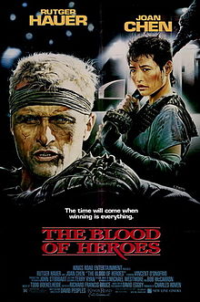 poster The Blood of Heroes (1989)