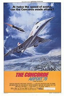 poster The Concorde... Airport '79 (1979)