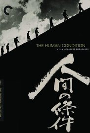 poster The Human Condition II Road to Eternity (1959)