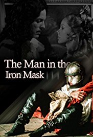 poster The Man in the Iron Mask (TV Movie 1977)