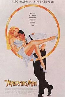 poster The Marrying Man (1991)