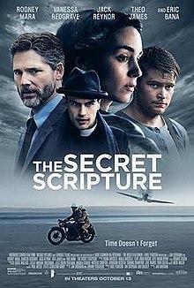 poster The Secret Scripture (2016)