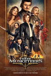 poster The Three Musketeers (2011)