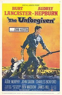 poster The Unforgiven (1960)