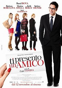 poster Ti presento un amico (2010)