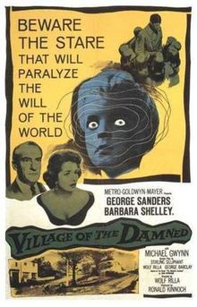 poster Village of the Damned (1960)
