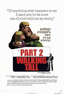 poster Walking Tall 2 - Walking Tall Part II (1975)