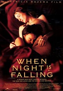 poster When Night Is Falling (1995)