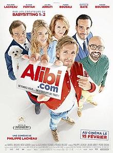 poster Alibi com