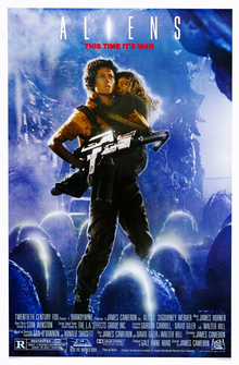 poster Aliens (1986)