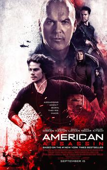 poster American Assassin (2017)