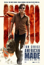 poster American Made (2017)