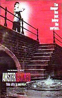 poster Amsterdamned (1988)