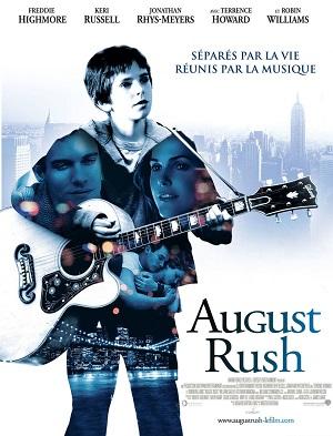 poster August Rush (2007)