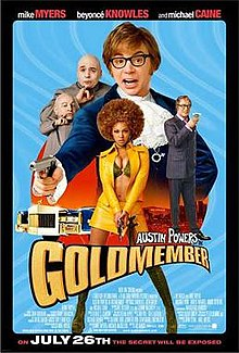 poster Austin Powers in Goldmember (2002)