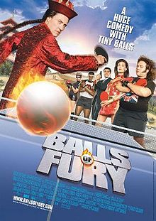 poster Balls of Fury (2007)