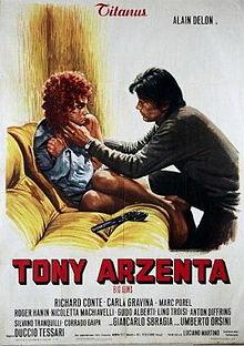 poster Big Guns - Tony Arzenta (1973)