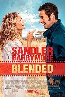 poster Blended (2014)