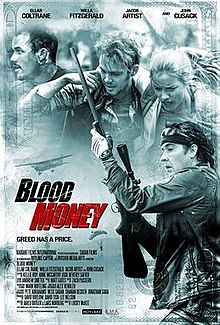 poster Blood Money (2017)