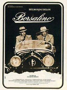 poster Borsalino (1970)