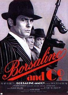 poster Borsalino & Co. (1974)