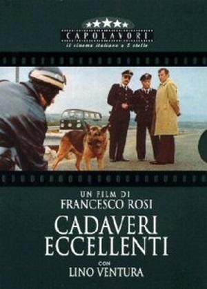 poster Cadaveri Eccellenti aka Illustrious Corpses (1976)