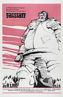 poster Chimes at Midnight (1965)