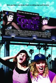 poster Connie and Carla (2004)