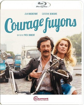 poster Courage Fuyons (1979)