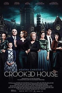 poster Crooked House (2017)