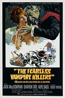 poster Dance of the Vampires (1967)