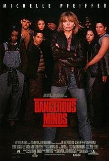 poster Dangerous Minds (1995)