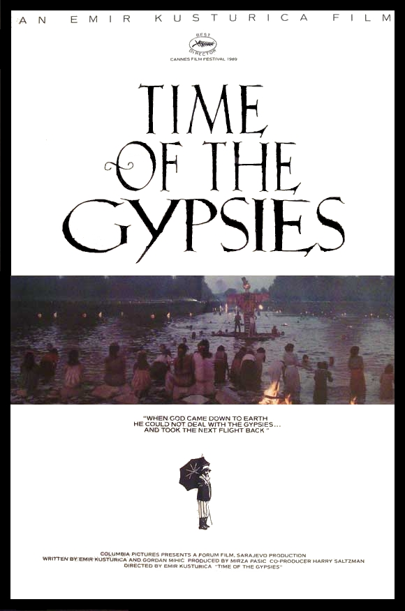 poster Dom za vesanje - Time of the Gypsies (1988)
