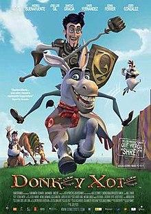 poster Donkey Xote (2007)