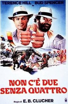 poster Double Trouble (1984)