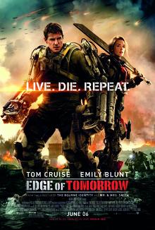 poster Edge of Tomorrow (2014)