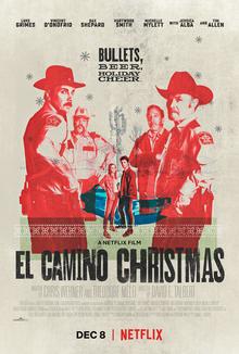 poster El Camino Christmas (2017)